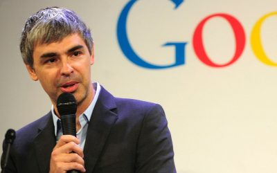 Inspiring Business Lessons From Google Co-Founder Larry Page