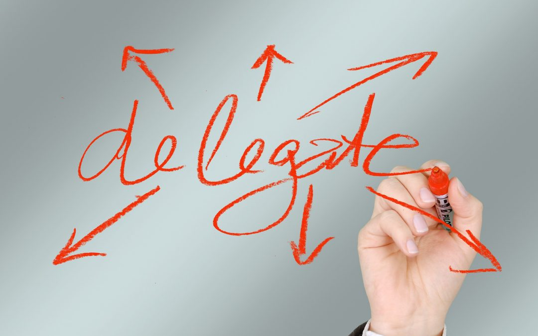5 Ways to Delegate Tasks Without Micromanaging