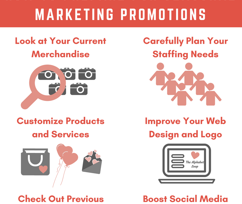 Infographic: Seasonal Marketing Tips and Inspirations