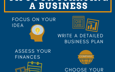 Infographic: Tips and Tools for Starting a Business