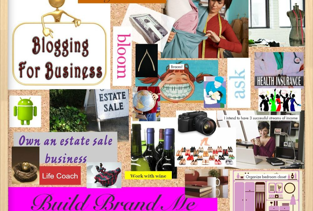 How to Create Your 2019 Vision Board