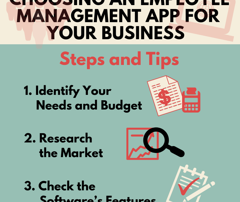 Infographic: Workforce Management Apps