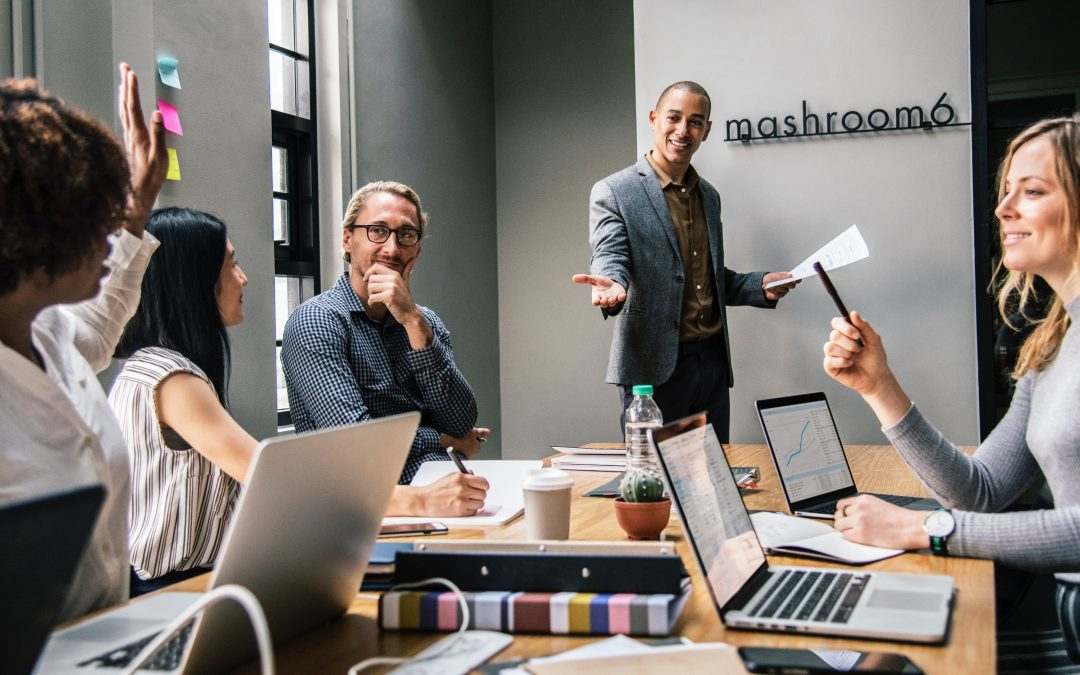 How to Make a Blended Workforce Work for Your Company